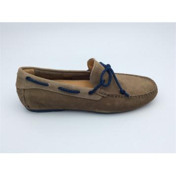 pellet-chaussures-mocassin-rouge
